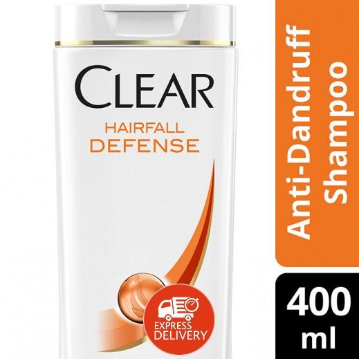 كلير – شامبو ضد القشرة وتساقط الشعر للسيدات 400 مل