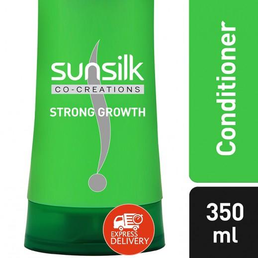صانسيلك – بلسم لتعزيز نمو وقوة الشعر 350 مل