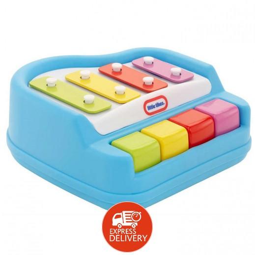 ليتل تايكس – بيانو لعبة للأطفال أخضر