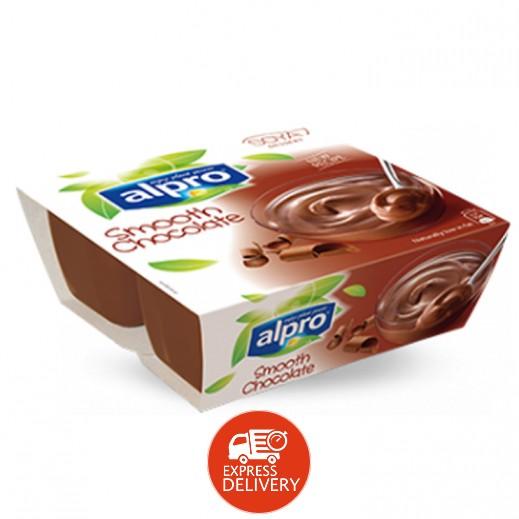 ألبرو – حلوى صويا شوكولاته (4×125 جم)