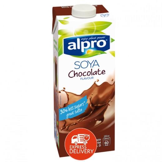 ألبرو – مشروب Alpro صويا الشوكولاته 1 لتر
