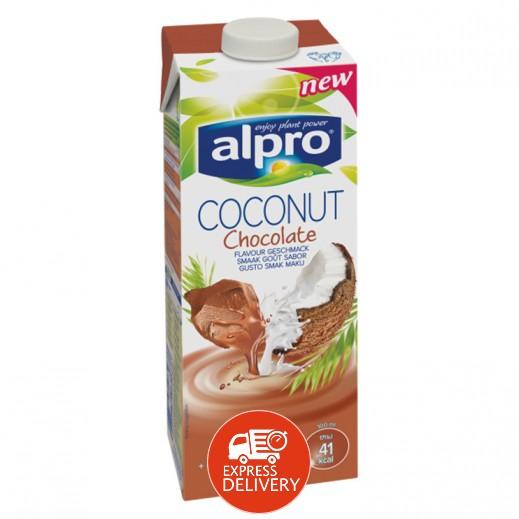 ألبرو – مشروب جوز الهند والشوكولاته 1 لتر