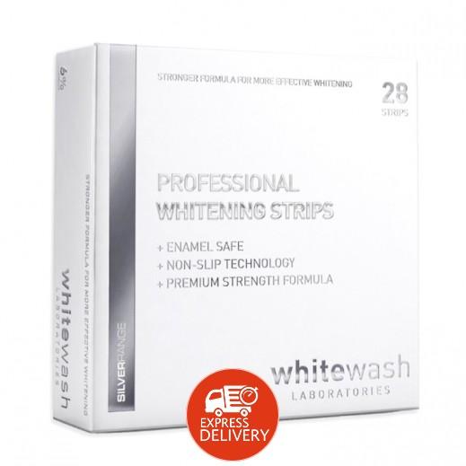 وايت ووش – شرائح تبييض الأسنان 28 حبة