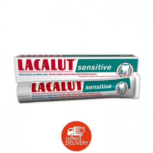 Lacalut Sensitive Toothpaste 75 ml