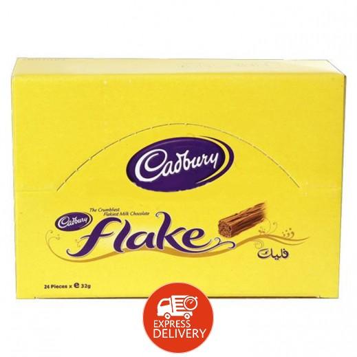 شوكولاتة كادبوري فليك 12 حبة × 32 جرام