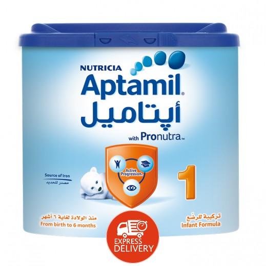 أپتاميل – حليب أطفال مرحلة 1 (من الولادة وحتى 6 أشهر) 400 جم