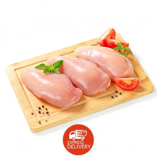 ساديا - صدور الدجاج بدون عظم (بدون جلد) 2.5 كجم
