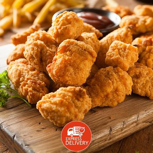 ساديا - قطع دجاج ناجتس مقرمشة 750 جم
