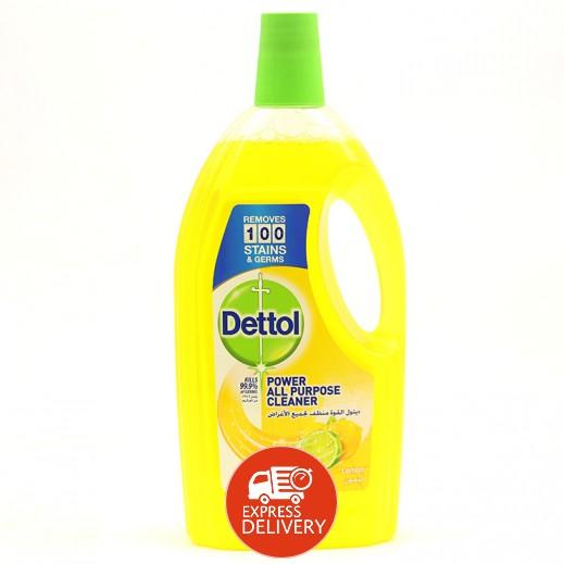 ديتول – مُنظف لجميع الأغراض برائحة الليمون 900 مل