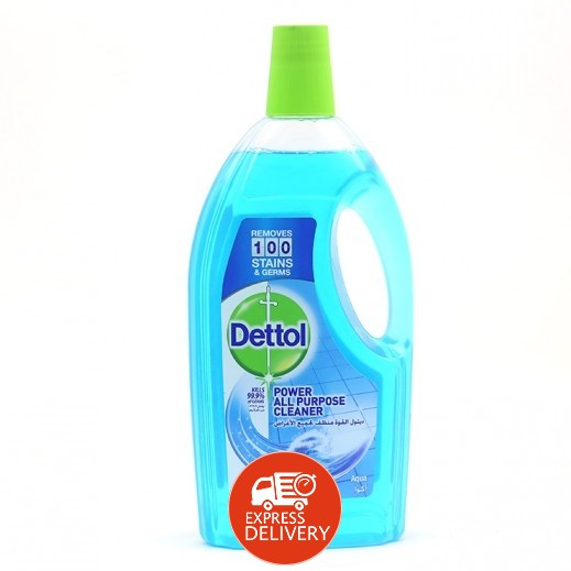 Dettol Disinfectant All Purpose Cleaner Aqua 1.8 L
