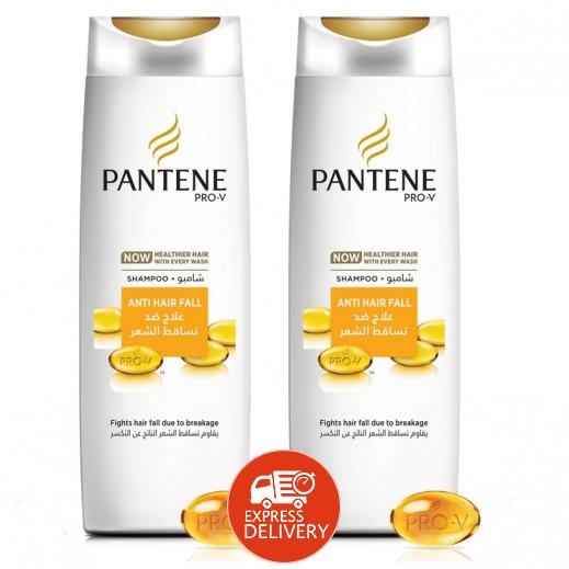 بانتين – شامبو لعلاج تساقط الشعر 2 × 400 مل