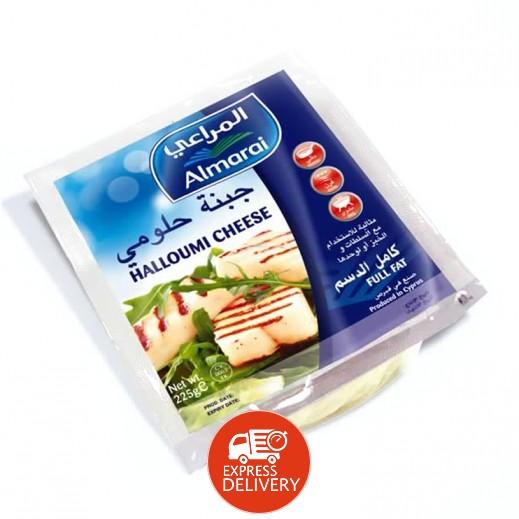 المراعي – جبنة حلومي كاملة الدسم 225 جم