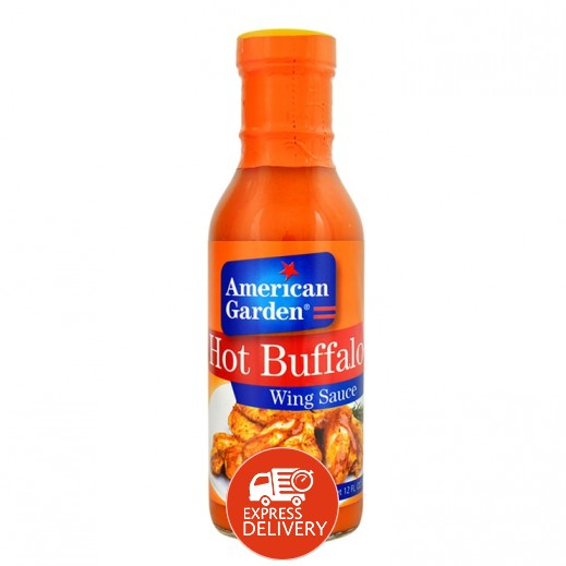 أميريكان جاردن– صلصة وينج حارة 355 مل