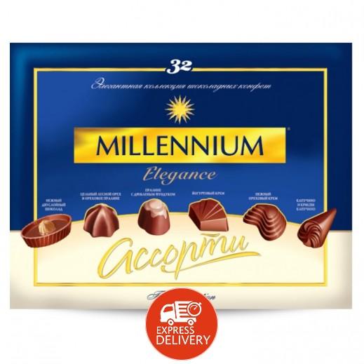 ميلينيوم - حلويات الشوكولاته  ميلينيوم الاناقه التقليديه 285 جرام