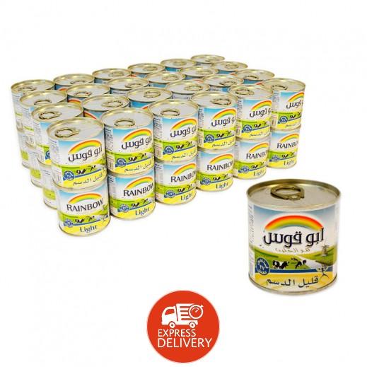 أبو قوس – حليب قليل الدسم 170 جم × 48 حبة – أسعار الجملة