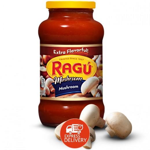 راغو - صلصة المعكرونة الأصلية بالفطر 680 جم