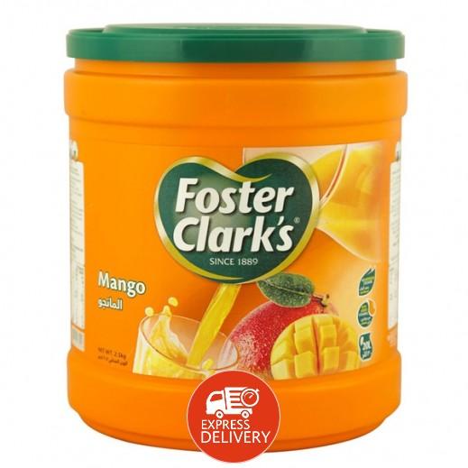 فوستر كلاركس – مشروب سريع التحضير يطعم المانجو 2.5 كجم