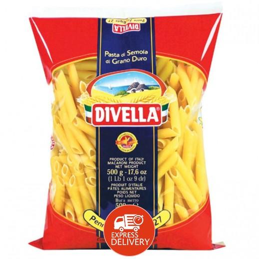 ديفيلا – معكرونة بيني رقم 27 500 جم