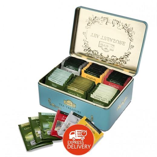 شاي أحمد - مختارات من الشاي (تريجر) 6×10 كيس