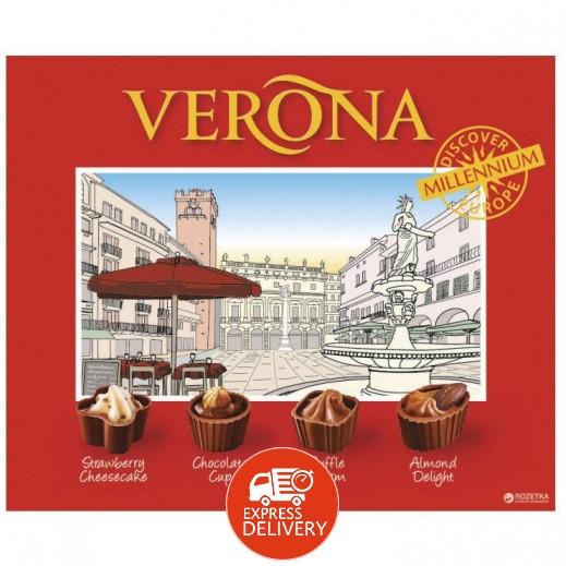 ميلينيوم - شوكولاتة فيرونا الفاخرة 110 جم