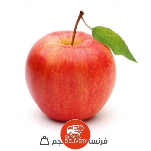 تفاح  رويال كالا فرنسي  طازج 1 كجم تقريبا