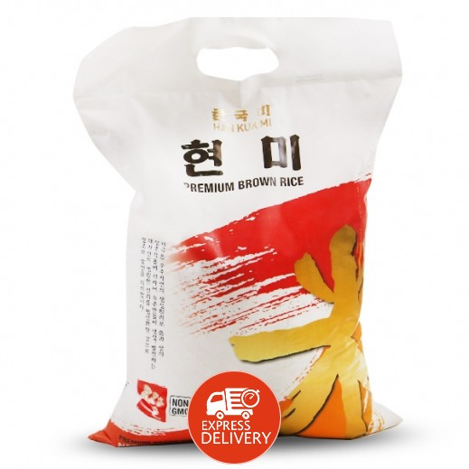 هانكوكمي - أرز بني حلو 6.8 كجم