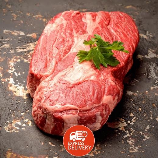 أنغوس تشويس (أمريكي) - لحم بقري من الضلع 340جم