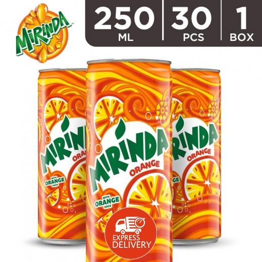 ميريندا – شراب البرتقال 250 مل ( 30 حبة )