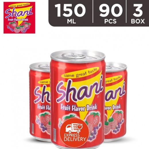 شاني – شراب الفاكهة 150 مل ( 3 كرتون × 30 حبة ) – أسعار الجملة