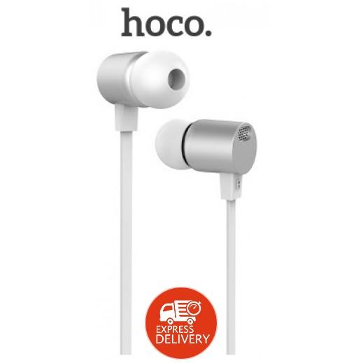 هوكو – سماعة أذن مع مايك 3.5 مم – أبيض