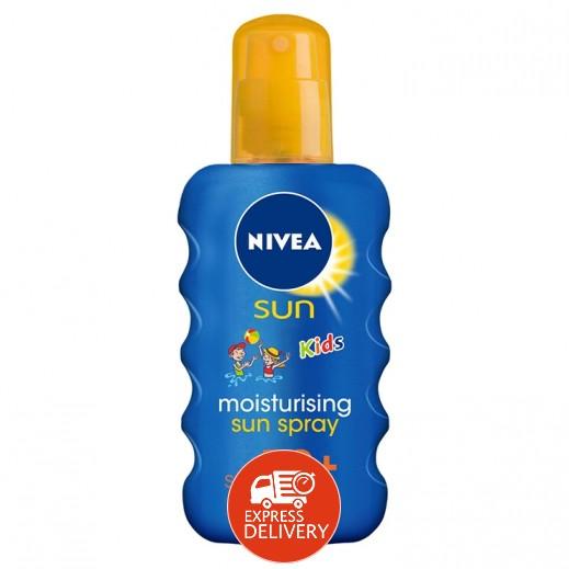 نيفيا – سبراي للحماية من الشمس(SPF50)  للأطفال 200 مل