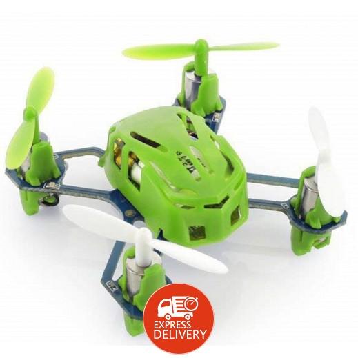 هوبسان – طائرة رباعية صغيرة 5 دقائق طيران – أخضر