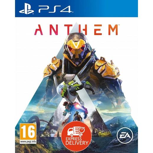 لعبة Anthem لجهاز بلاي ستيشن 4 – نظام PAL