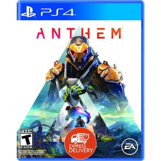 لعبة Anthem لجهاز بلاي ستيشن 4 – نظام NTSC