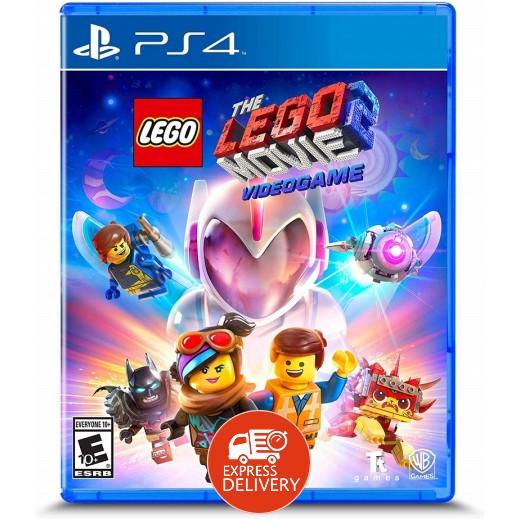 لعبة The Lego Movie 2 Videogame لجهاز بلاي ستيشن 4 – نظام NTSC