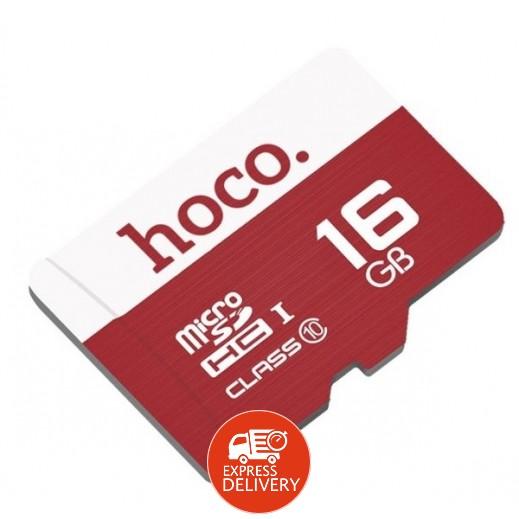 هوكو – بطاقة ذاكرة ميكرو SD سعة 16 جيجابايت