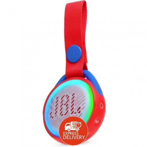 جي بي ال – JR POP مكبر صوت لاسلكي للاطفال – احمر
