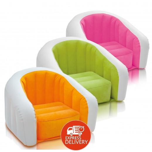 إنتكس –  كرسي هوائي مربع للأطفال 69 × 56 × 48 سم