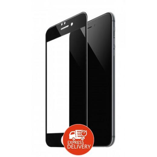 هوكو – حماية شاشة لآي فون 7 Plus/8 Plus – أسود