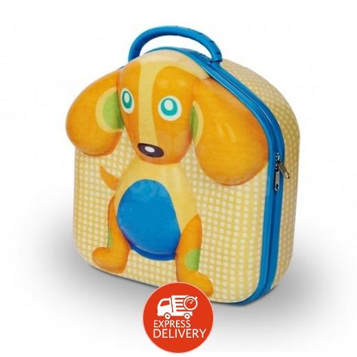 أوبس - حقيبة طعام ثلاثية الأبعاد بتصميم الكلب
