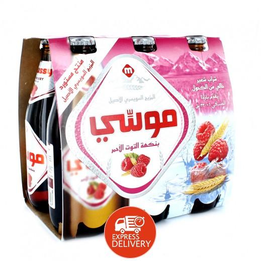موسي – مشروب الشعير بنكهة التوت 330 مل ( 6 حبة )