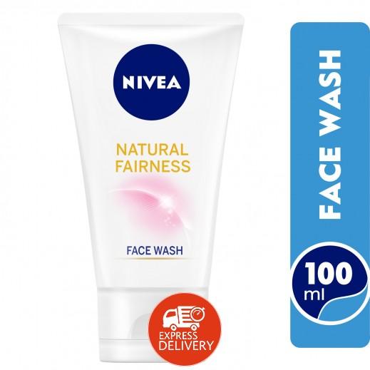 نيـﭭيا – غسول الوجه للتفتيح الطبيعي 100 مل