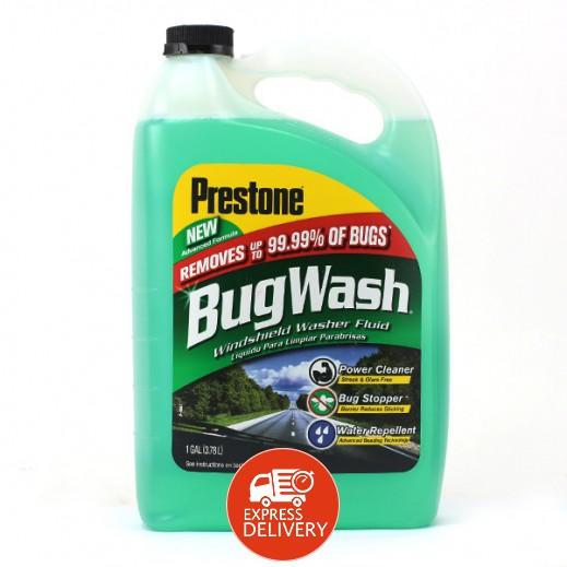 بريستون منظف زجاج المركبات الامامي غسل الحشرات