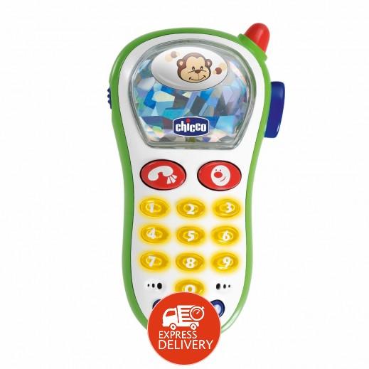 شيكو – لعبة الهاتف الهزّاز Vibrating Photo Phone