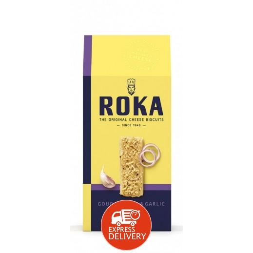 روكا - فطائر الجبن بجبن جودة والبصل والثوم 60 جم