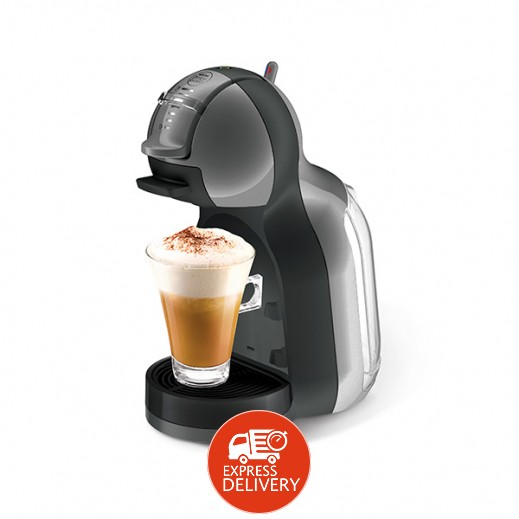 نسكافيه دولتشي جوستو - ماكينة تحضير القهوة موديل (Mini Me) – أسود