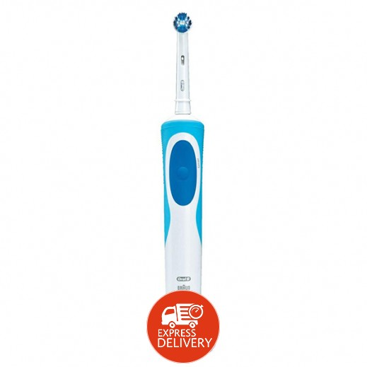 """أورال بي - فرشاة الأسنان """"ڨيتاليتي"""" الكهربائية/القابلة لإعادة الشحن - موديل (D12)"""