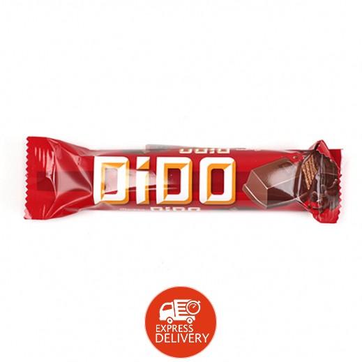 أولكر - قالب شوكولاته ديدو تشانكي 38 جرام