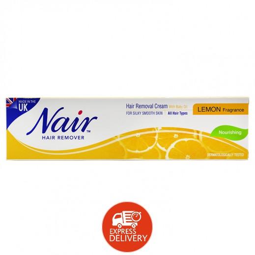 نير – كريم لإزالة الشعر برائحة الليمون 110 جم