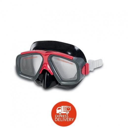 إنتكس – نظارة سباحة سورف رايدر – أحمر وأسود